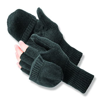 Insulated Convertible Mitten Glove