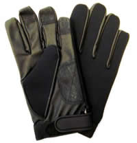 Neoprene Postal Glove with Synthetic Leather Palm