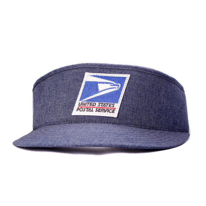 Sun Visor for Letter Carriers and Motor Vehicle Service Operators