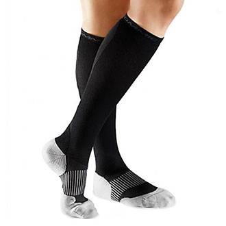 TOMMIE COPPER Womens Perf Compression Athletic Calf Socks NON REIMBURSABLE ITEM