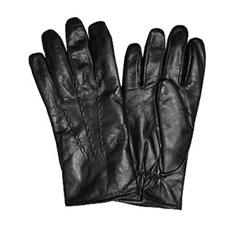 Cowhide Leather Glove for Letter Carriers and Motor Vehicle Service Operators