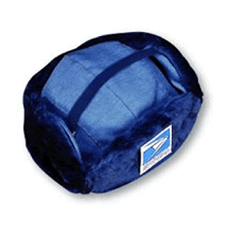 Fur Cap for Carriers, MVS Drivers, Mail Handlers, Maintenance and Custodial Postal Uniform Employees