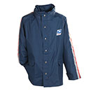 Men's Breathable Postal Rain Parka for Letter Carriers and M