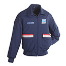 Women's Postal Uniform Bomber Jacket Style with Liner