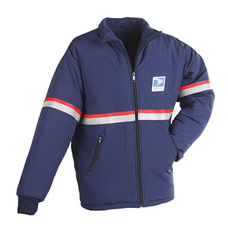 All Weather System Heavy Jacket/Liner for Women Letter Carriers and Motor Vehicle Service Operators