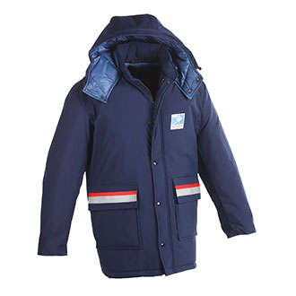Postal Heavy Parka for Letter Carriers and Motor Vehicle Service Operators