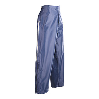 Mens Traditional Postal Rain Pants for Letter Carriers and Motor Vehicle Service Operators