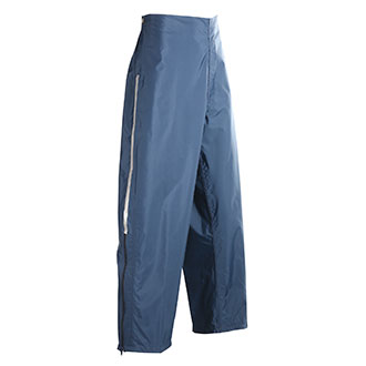 Mens Breathable Postal Rain Pants for Letter Carriers and Motor Vehicle Service Operators