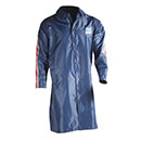 Mens Traditional Postal Full length Raincoat for Letter Carriers and Motor Vehicle Service Operators