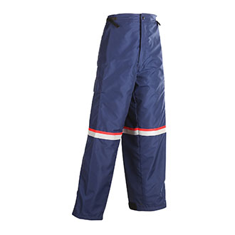 All Weather System Postal Waterproof Pants for Letter Carriers and Motor Vehicle Service Operators