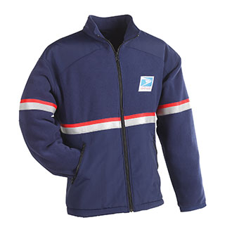 All Weather System Fleece Jacket/Liner for Women Letter Carriers and Motor Vehicle Service Operators