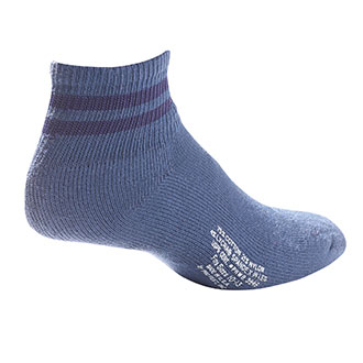 Pro Feet Postal Approved Ankle Socks - Small