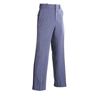 Men's Flex Waist Medium Weight Postal Pants for Letter Carriers and Motor Vehicle Service Operators (P107)