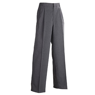 Mens Postal Uniform Pants for Window Clerks - Grey