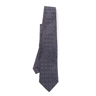MENS 4-IN-HAND POSTAL CLERK TIE - Long